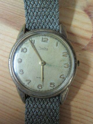 Zentra Herren Armbanduhr Bild