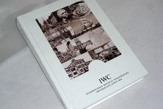 Iwc Uhren Katalog 2008,  Preisliste Bild
