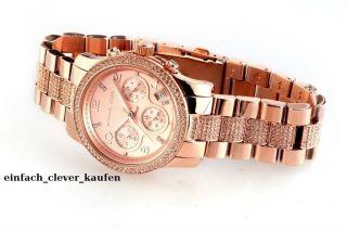 Michael Kors Mk5827 Damenuhr Uhr Armbanduhr Bild