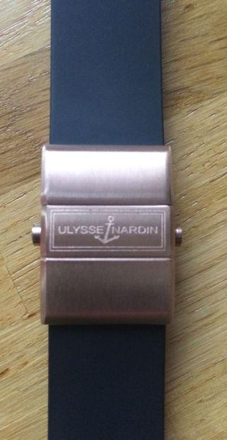 Ulysse Nardin Armband Bild