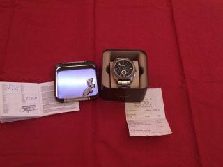 Fossil Machine Armbanduhr Für Herren (fs4776) Bild