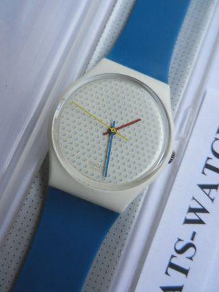 Swatch,  Gent,  Gw106 Ping Pong Blue,  Neu/new Bild