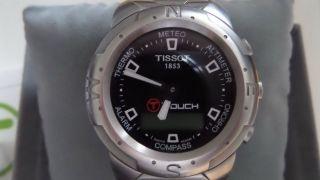 Tissot T - Touch,  Erstklassig,  In Ovp Und - Rechnung Bild