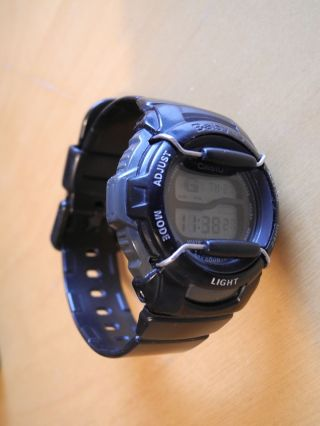 Casio G - Shock Babyg Armbanduhr 100m Wasserdicht Bild