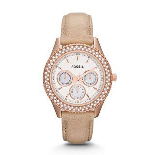 Fossil Stella Es3104 Armbanduhr Für Damen,  Ovp Uvp: 139€ Bild