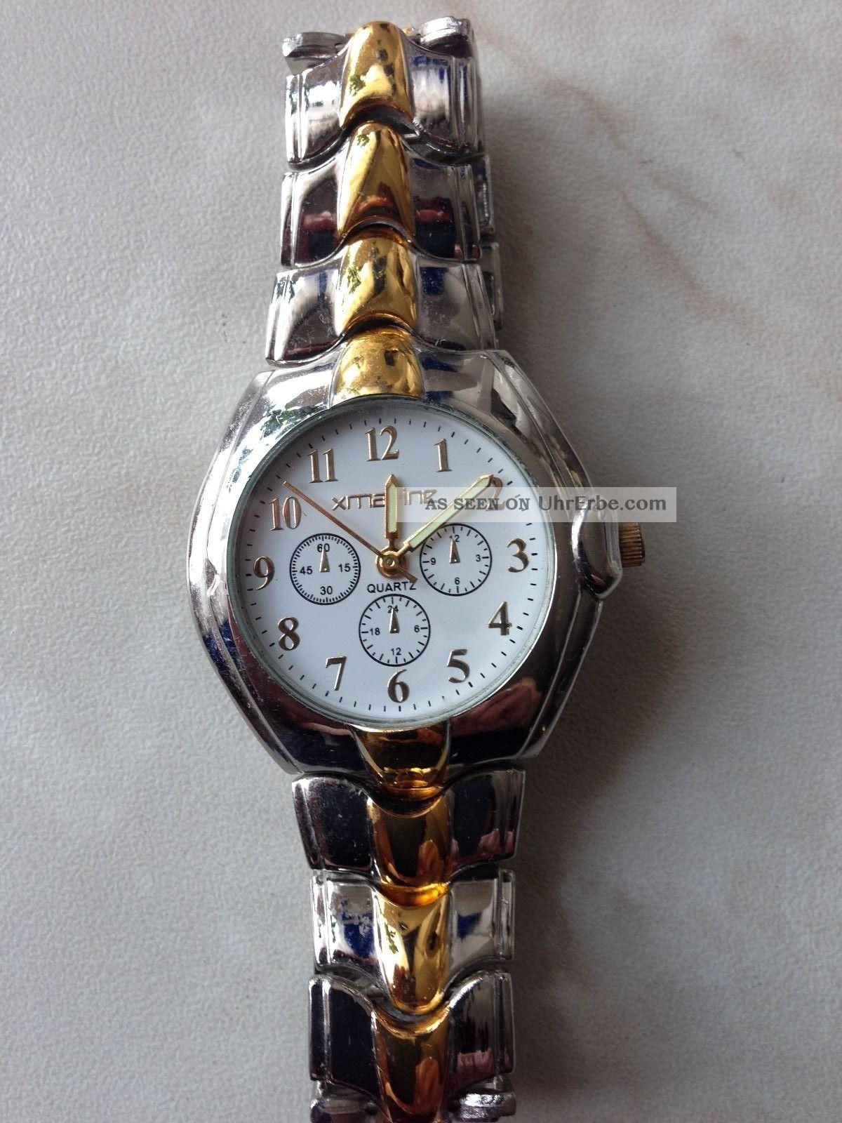Herren Armband Uhr Von Xmarine Xmarine Watch
