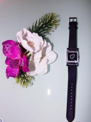 Esprit Uhr Damenuhr,  Swarovski Steine,  Neuwertig Bild