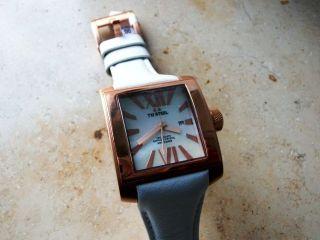 Tw Steel Ceo Goliath 3016 Damen Uhr,  Saphirglas,  Datum,  Neuwertig Bild