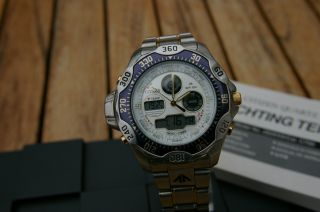 Citizen Quartz Yachting Temp Model No.  Jsoxxx/cal.  C700 Bild