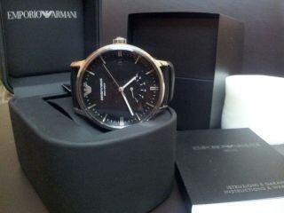 Emporio Armani Herren Uhr Ar 4656 Unbenutzt Bild