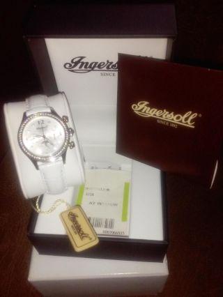 Ingersoll Ladies Range Sacramento Armbanduhr Für Damen (in2711sl) Bild