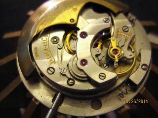 Lecoultre Automatik - Werk Cal.  481 Mit Gangreserveanzeige Bild