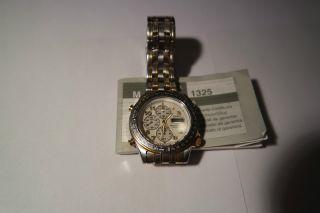 Casio Chrono/alarm Herren Armband Uhr Bild