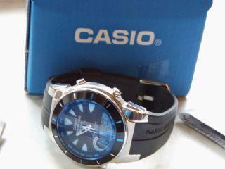 Casio Mrp - 700 - 1avef / Mit Ovp /bis 10 Bar Wasserdicht Viele Funktionen Bild