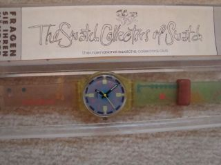 Swatch Kinder Armbanduhr Lj 103 Neutrino St Bild