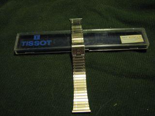 Uhrenarmband Tissot,  Stahl, Bild