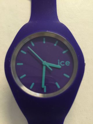 Ice - Watch Damenuhr Herrenuhr Violett/lila Bild