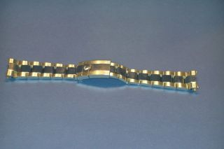 Rolex Oysterband Stahluhrband Ref.  78490 Bild