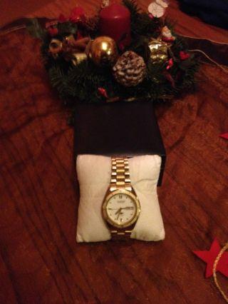Verkaufe Eine Citizen Uhr 21 Jewels Automatik Bild