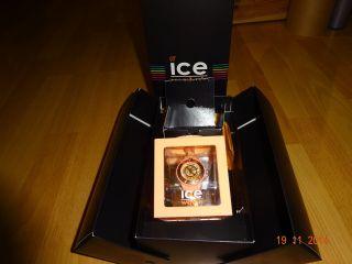 Ice Watch Uhr Pfirsichfarben Ice Sweet Peach Mini In Geschenkbox Bild