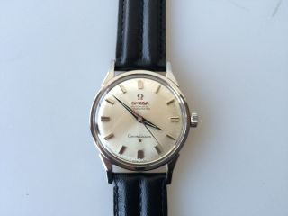 Omega Constellation Chronometer Bild