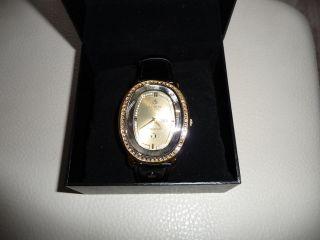 Lobor Luxus Damenuhr,  Vergoldet 18 K Geschenkbox Bild