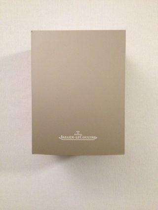 Jaeger Lecoultre Uhrenbox Bild