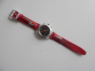 Swatch Watch,  Uhr,  Modell Irony Diaphane Von 2005,  Unisex,  Ungetragen Bild
