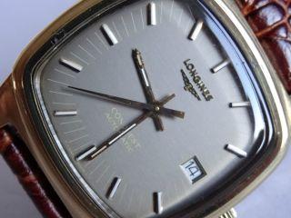 Longines Conquest Herren - Automatik - Armbanduhr - Ca.  50er Jahre Bild