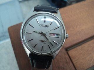 Citizen 21 Jewels Automatik Herren Armbanduhr Bild