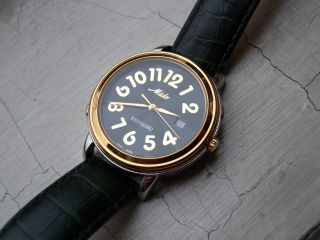 Mido Bodyguard Uhr Mido Watch 100 Dezibel Alarm 5120 Bild