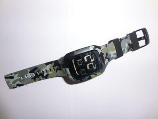 Swatch Touch Camouflage (surb105) Armbanduhr Unisex Ovp Bild