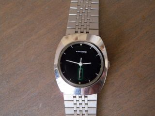 Sandoz Automatic Uhr Damenuhr Vintage Daydate Automatic Lady Watch Bild