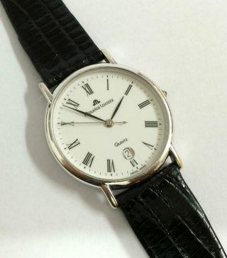 Maurice Lacroix Quarz Herren Armbanduhr,  Mod.  : 92127. Bild