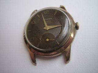 Vintage Watch Oriosa As 1130 Wehrmachtswerk Vintage Uhr Bild