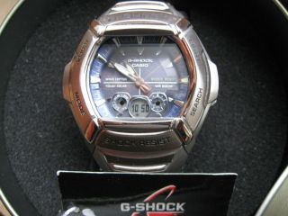 Casio G - Shock Atomic Funk,  Solar Bild