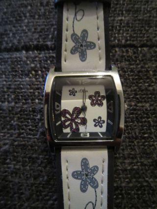 Armbanduhr Damen S.  Oliver Lederarmband Soliver - Wie - Bild