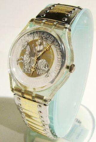 ♥♥ Goldene Swatch