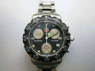 Tag Heuer Formula 1 Chronograph Ca 1210 R0 - Tag Heuer Ca1210r0 Bild