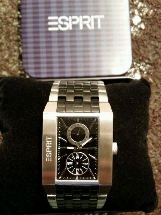 Esprit 4411269 Armbanduhr Für Herren Bild