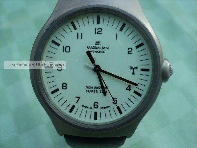 Maximilian munchen watch