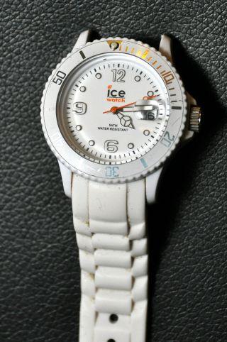 Ice Watch White Classic Waterproof Bild