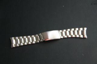 Omega Stahl Armband Faltschließe 20 Mm Speedmaster Professional Neuwert Bild