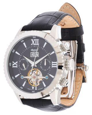 Ingersoll Armbanduhr Automatik Winnipeg In1708sbk Uvp: 349,  00€ Bild