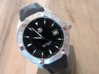 Tag Heuer Aquaracer - Way1110 - 40,  5mm - Quartz - Basel World Neuheit 2014 - Bild