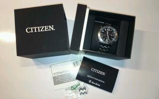 Citizen Sportuhren Bm7020 - 56e Armbanduhr Für Herren Bild