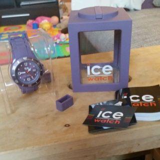 Ice Watch Special - Purple,  Armbanduhr Für Damen (sp.  Sw.  Pes.  U.  S.  12) Bild
