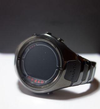 Suunto X6m Black Sondermodell Outdoor Core Ambit Höhenmesser Kompass Uhr Bild