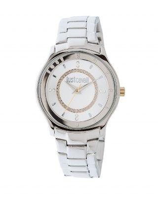 149€ Just Cavalli Quarzuhr Swiss Made Milady Damen Armbanduhr R7253587501 Bild