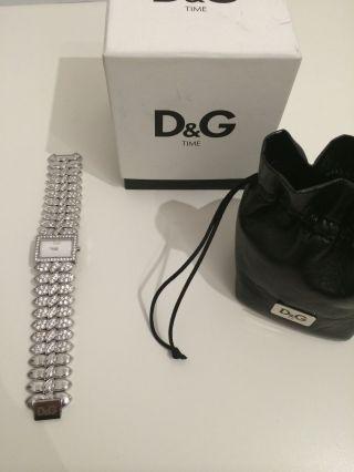 D&g Time Armbanduhr Bild
